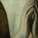 BELLINI Giovanni,1487 - La Vierge et l'Enfant entre Saint Pierre et Saint Sébastien (Louvre) - Detail 39