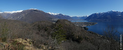 Panorama tessinois depuis la Colle San Marco à Gruppaldo, non loin d'Ascona (13/02/2018 -12) (Cary Greisch) Tags: ascona che carygreisch collesanmarco gruppaldo lagomaggiore switzerland ticino