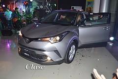 Prius C y CH-R