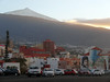 Warm Light (Nicote) Tags: puerto de la cruz is city municipality northern part island tenerife canary islands spain martiánez pools lagomartiánez completed designed by famous architect césar manrique elcarnaval held every year ash wednesday middle carnival paraguas paraglide