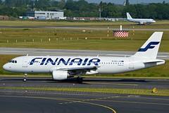 Finnair OH-LXH Airbus A320-214 cn/1913 @EDDL / DUS 16-06-2017 (Nabil Molinari Photography) Tags: finnair ohlxh airbus a320214 cn1913 eddl dus 16062017