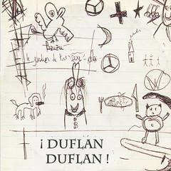 2008_Duflan_Duflan_Pazuzu_2008 (Marc Wathieu) Tags: rock pop vinyl cover record sleeve music belgium belgië coverart belgique pochette cd indie artwork vinylcover sleevedesign