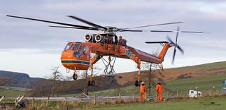 Erickson Sikorsky S-64 Skycrane