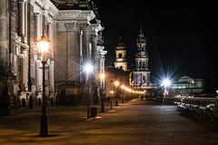 Dresden_43 (s4rgon) Tags: altstadt architektur brühlscheterrasse city dresden gebäude langzeitbelichtung nacht night sachsen saxon architecture longtimeexposure