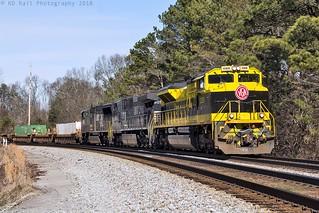 NS 202 at Chattanooga, TN