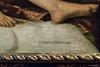 Tizian: Danae, c 1554 (Detail) (Anita Pravits) Tags: 1554 ausstellung barock baroque danae khm kunsthistorischesmuseum malerei peterpaulrubens titian tizian tizianovecelli tizianovecellio vienna wien exhibition painting