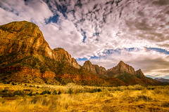 Zion NP the Watchman (Will is Bill) Tags: ngc zion national park southern utah nature