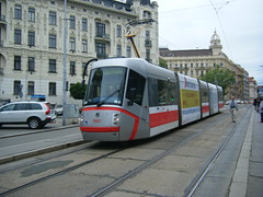 Brno tram No. (johnzebedee) Tags: tram transport publictransport vehicle brno czechrepublic johnzebedee