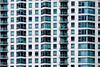 Serrations. (bkkay1) Tags: chicago architecture building pattern balconies abstract