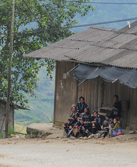 Hmong people at rural house (phuong.sg@gmail.com) Tags: agriculture asia asian business buy clothes clothing color colorful commerce costume craft culture dao dirty dress ethnic exotic farm farmer flower good hmong house laos market minority northern people person poor popular poverty price product rural sapa store street sunday thailand trade tradition traditional travel tribal tribe vietnam vietnamese village women