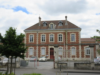 Government building, Rue Saint-Géry, Cahors, France