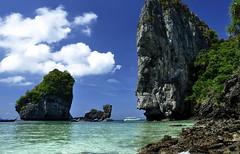 Nui Beach - Koh Phi Phi Don (*Brad M.*) Tags: 5photosaday