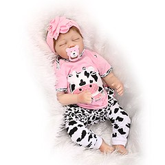 Pinky 55cm 22 Inch Sleeping Realistic Look Soft Vinyl Silicone Doll True Looking Reborn Doll Baby Girl Real Lifelike Reborn Baby Doll Newborn Toy Toddler Magnetic Mouth Dummy (saidkam29) Tags: 55cm baby doll dummy girl inch lifelike look looking magnetic mouth newborn pinky real realistic reborn silicone sleeping soft toddler true vinyl