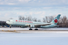 C-GHOZ Air Canada Boeing 767-375(ER) (Heads Up Aviation) Tags: aviation airport plane jet airline outdoor airplane jetliner flying travel aircraft flight airliner nikon d7200 ottawa yow cyow aircanada boeing 737 boeing737 b763