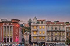 Colores otoñales de Lisboa (@antonio urbano) Tags: lisboa restauradoreslisboa antoniourbano