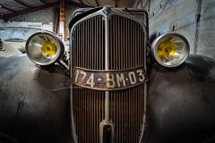 Frog (burton_michel) Tags: voiture tacot renault monaquatre ancêtre automobile auto