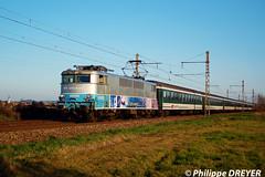 BB9282 sur TER Lyon Dijon vers Quincieux (philippedreyer1) Tags: