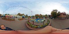 Hansa Park - Alter Jahrmarkt 360 Grad (www.nbfotos.de) Tags: hansapark alterjahrmarkt 360 360gradfoto ricohthetas freizeitpark vergnügungspark themepark sierksdorf