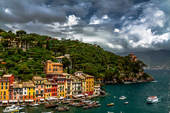 Find Your Love (BeNowMeHere) Tags: ifttt 500px trip benowmehere colour findyourlove italy landscape love portofino sky summer clouds color colorful colourful travel