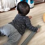 いまいちばん持ち歩きたいおもちゃ、コーナーガードです。 #2017jul_baby thumbnail