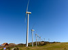 Carratracca Wind Turbines (kerrimisu) Tags: wind turbines carratracca andalucia hilly blades