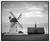 Lytham_RB67_delta-7 (D_M_J) Tags: lytham windmill wind mill landscape fylde coast north west lancashire uk film camera roll 120 medium format 6x7 mamiya rb67 180mm sekor ilford delta 100 pro kodak hc110 epson v850 vuescan black white bw blackandwhite mono monochrome