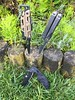 EDC (mintaure) Tags: edc leatherman signal wave black spyderco knife bit kit tenacious tools