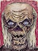 Crypt Keeper (brandonjhall07) Tags: horror talesfromthecrypt strathmore watercolor brushpen