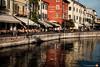 Gardasee_2017_09 (ichbinsEvi) Tags: lazise gardasee italy italien hafen harbour spiegelungen reflections water fujifilm