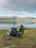 the rainbow (Alex - Born To Be Free) Tags: nord norway north norvegia motorcycle mortbike motociclette motorcycletravel adventure sea rainbow explor experience transalp alessandroforni borntobefree viaggioperimmagini travel fiord landscape landscapes landscapemountain panorama panoramico pa panoramic paesaggio panoramica panorami paesaggi