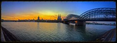 Cologne Sunset