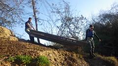 Launching a Jon Boat