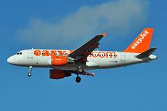 'U283WZ' (U28662) ALC-LGW (A380spotter) Tags: flight30032011u25340tlslgw10a0117 landing approach arrival finals shortfinals threshold airbus a319 100 gezii easyjetairline ezy u2 u283wz u28662 alclgw runway26l 26l london gatwick egkk lgw