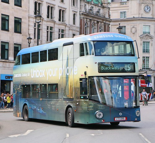 Stagecoach London - LT250 - LTZ1250 - Samsung Galaxy S8