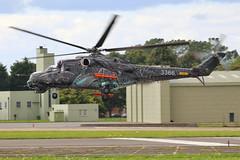 3366 Biggin Hill 19/08/17 (Andy Vass Aviation) Tags: bigginhill czechairforce mil24 hind 3366 alientiger