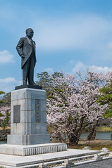 Matsue (David Hédin) Tags: 2012 matsue chugoku château japon jp