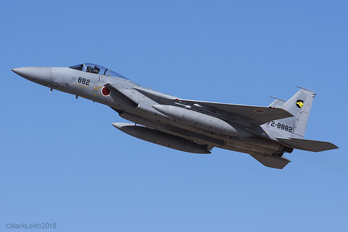 Japan Air Self Defence Force, McDonnell Douglas F-15J Eagle, 72-8882.