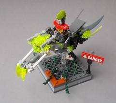 Sp0okTro0p (peppermint_mecha) Tags: rebel lego moc speederbike district 18