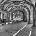 Oberbaumbrücke B&W Artistic thumbnail