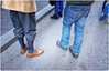 New Trends (Steve Lundqvist) Tags: rome roma italy old street streetphotography age coat winter cold dof bokeh explore persone profondità campo fujifilm x100 x100s paparazzo reporter photo photographer capture candid shoes trousers pant slack socks feet legs trend fashion moda relaxed