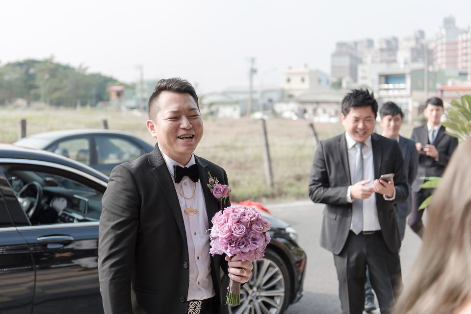 婚攝 高雄林皇宮 婚宴 時尚氣質新娘現身 S & R 043
