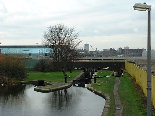 City of Manchester statium. The Etihad Stadium.