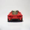 Tesla Roadster (yamsewamse) Tags: lego tesla roadster car supercar