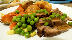 Ready roast - beef (Sandy Austin) Tags: panasoniclumixdmcfz70 sandyaustin massey westauckland auckland northisland newzealand food readyroast beef