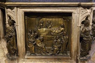Baptistry of  Siena Duomo