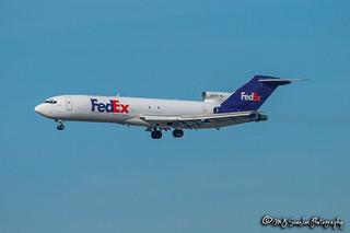 N269FE FedEx | Boeing 727-233(A)(F) | Memphis International Airport