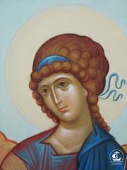 Фрагмент. Святая Троица. Феодоровский собор