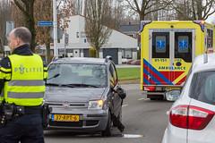 11022018-4314 (Sander Smit / Smit Fotografie) Tags: borgenweg stadskanaal ongeluk verkeersongeluk letsel aanrijding verkeer botsing hulpdiensten