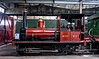 Wantage Tramway No 5 (Peter Leigh50) Tags: didcot jane shannon wantage tramway 5 railway locomotive mpd engine shed fuji fujifilm xt10