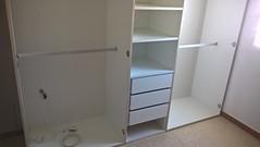 Closet Pino Lineal (Interiorismo_Art) Tags: mdf melamina pinolineal carpenter wood sevilla spain white